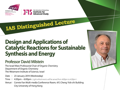 Design and Applications of Catalytic Reactions for Sustainable Synthesis and Energy