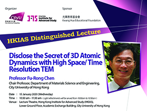 Disclose the Secret of 3D Atomic Dynamics with High Space/ Time Resolution TEM
