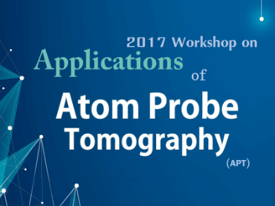 Workshop on Applications of Atom Probe Tomography (APT)