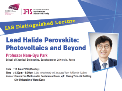 Lead Halide Perovskite: Photovoltaics and Beyond