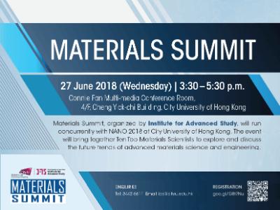 Materials Summit