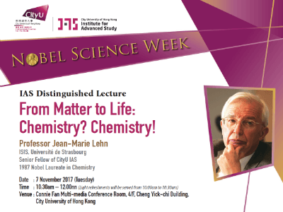 From Matter to Life: Chemistry? Chemistry!