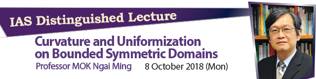 Curvature and Uniformization on Bounded Symmetric Domains