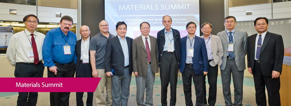 Materials Summit - 01