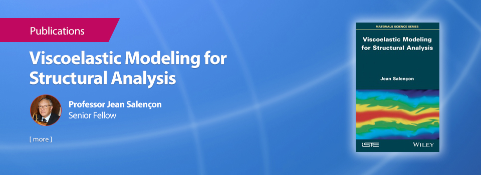 Publications - Viscoelastic Modeling for Structural Analysis