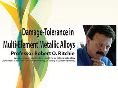 Damage-Tolerance in Multi-Element Metallic Alloys