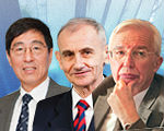 城大三位知名学者获选为港科院创院院士