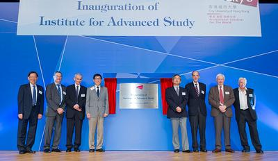 Nobel laureates join research institute at CityU to promote innovative research