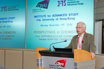 IAS symposium explores chemistry of complex matter