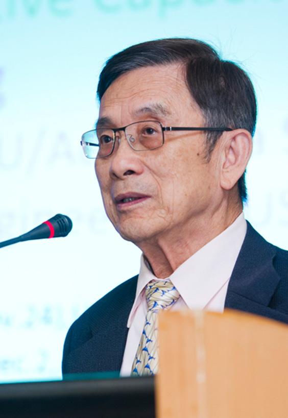 Professor Chang Chun-Yen