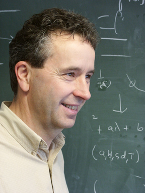 Professor Frank Kelly