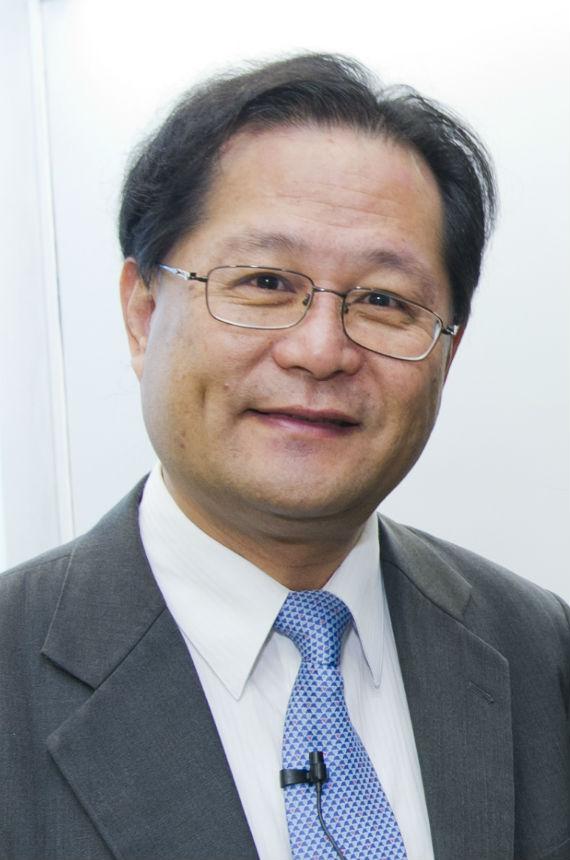 Professor Jacob C. Huang