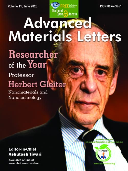 香港高等研究院資深院士Herbert Gleiter教授榮獲2020年度研究人員大獎
