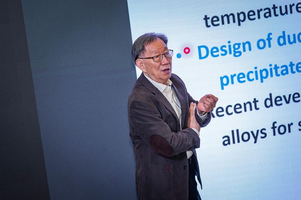 城大教授劉錦川主持網上講座 近400人參加