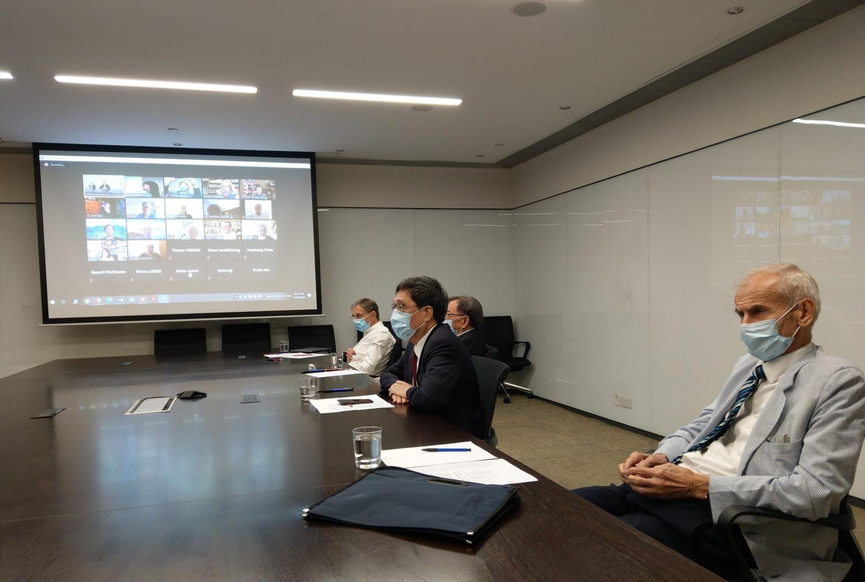 HKIAS General Meeting 2020