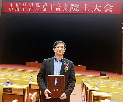 城大科學家獲頒中國工程科技界最高獎項