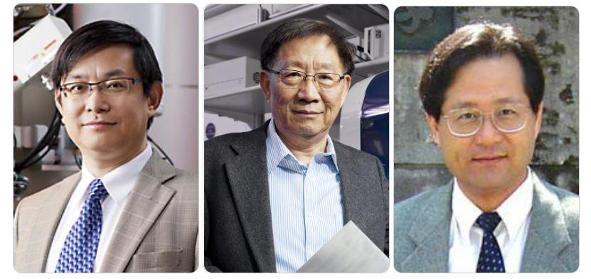 Exciting collaboration on High Entropy Alloys by HKIAS Senior Fellows Professor Chain-Tsuan Liu and Professor Jian Lu, and HKIAS Executive Director Professor Jacob C. Huang