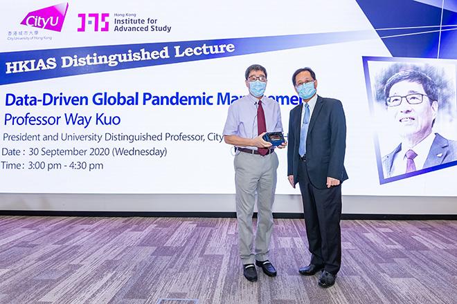 Data-Driven Global Pandemic Management