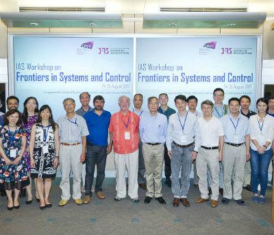 高等研究院工作坊探討系統與控制