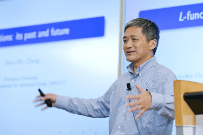 Distinguished lectures on L-function and materials informatics
