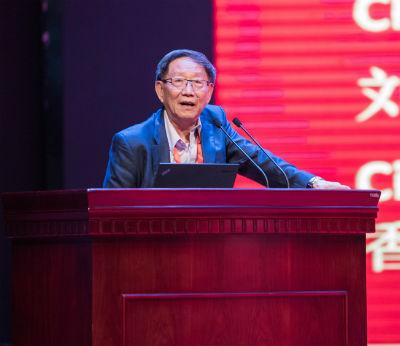 高等研究院資深院士劉錦川教授獲期刊特殊貢獻獎