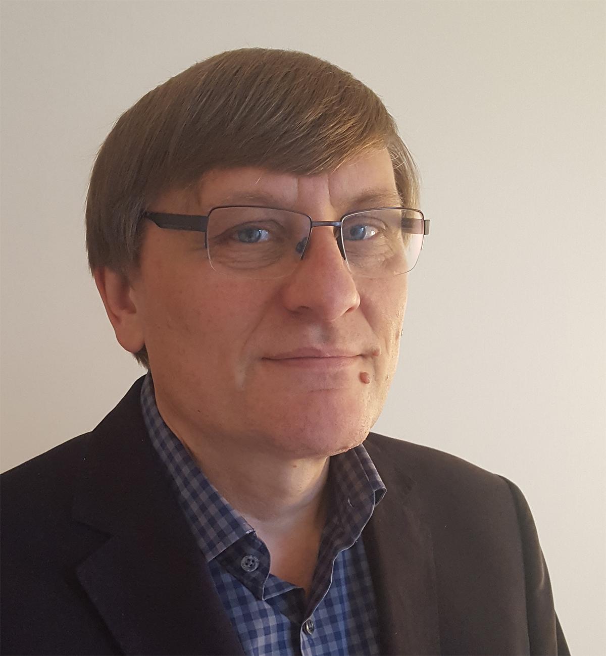 Professor Benoît Perthame